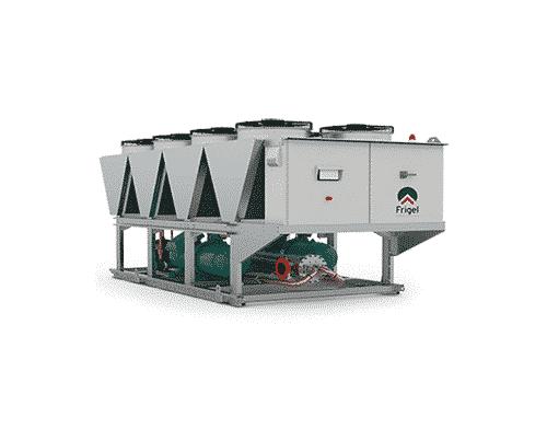 Vrijkoeler frigel koelingsystemen