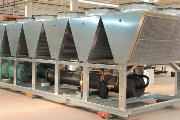 Large Air Cooled Chiller 3HL
