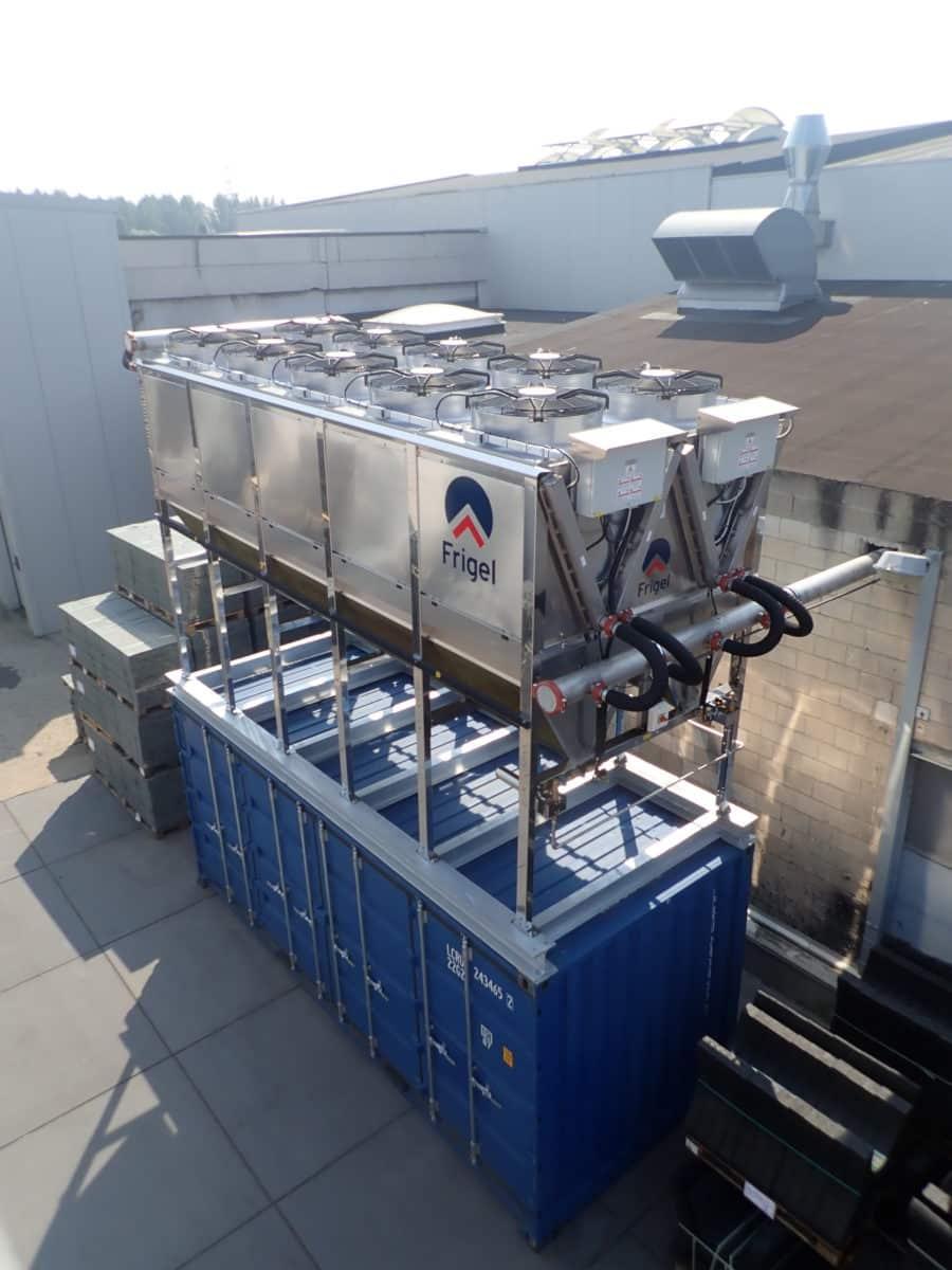 Frigel vrijkoelers: energie besparen met een van de meest efficiënte koelingssystemen