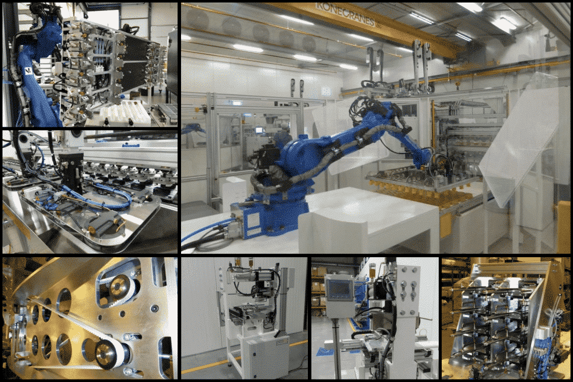 ROBOTICS COMPOSITIE 3