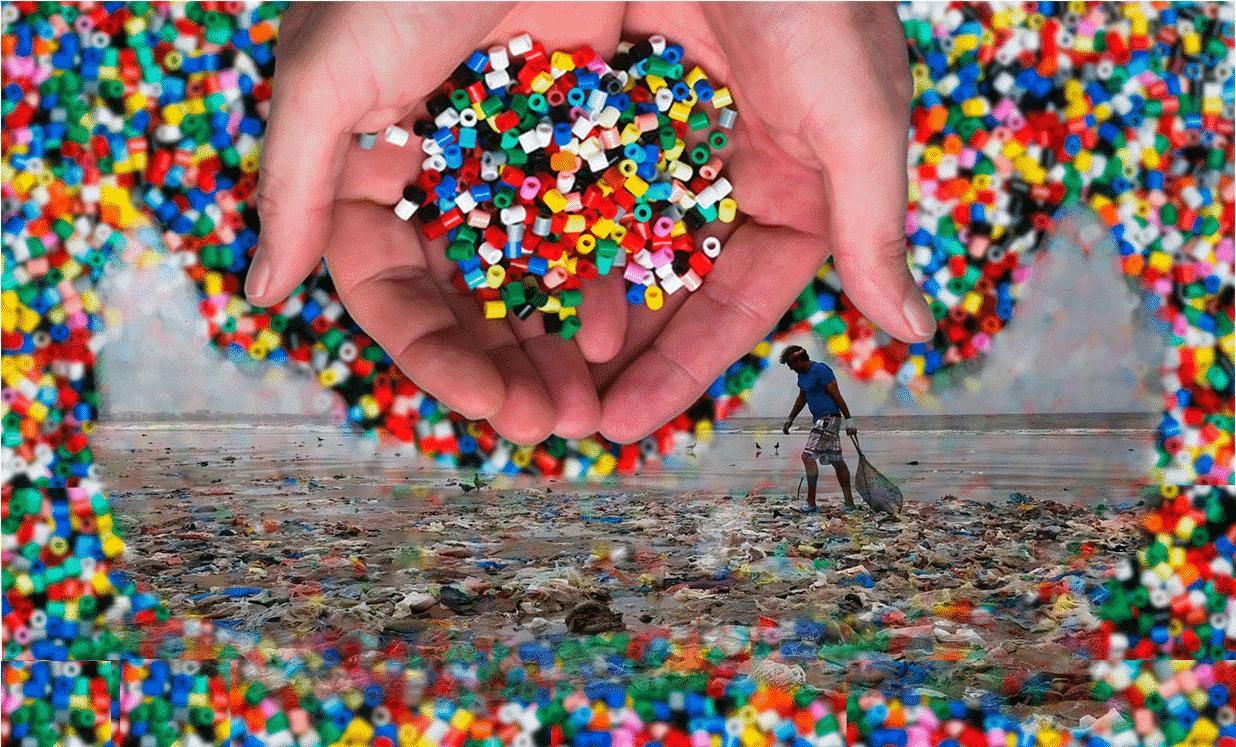 Plastic afval: een fantastisch probleem.